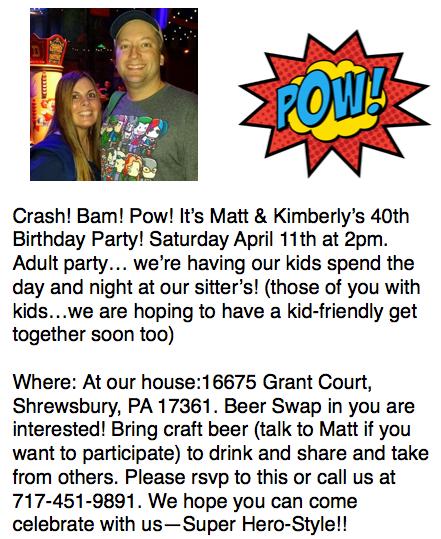 40th-birthday-party-invite